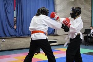 kick boxing n