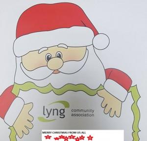 Santa Image with LCA