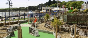Crazy Golf Barry Island Vale Of Glamorgan South Towns & Villages